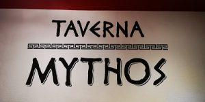 Innenansicht Taverna Mythos